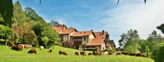 Hoteles rurales de lujo en asturias turismo rural de calidad for Hoteles rurales de lujo